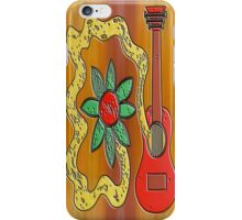 FLOWERING MELODY 3 iPhone Case/Skin