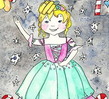 Maija in the nutcracker Balet by fairychamber