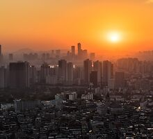 SEOUL 05 by Tom Uhlenberg
