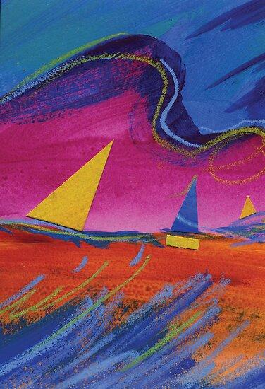 Ship Ahoy by Chris  Willis
