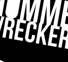 HommeWrecker Tee (Soft Butch Version) Sticker