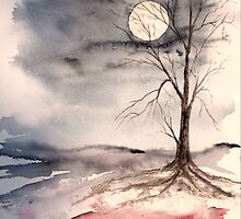 Moon Light by derekmccrea