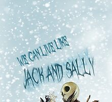 Jack, the nightmare before christmas by indiansummers