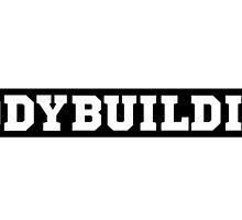 bodybuilder, bodybuilding, fitness, workout, beast, power muscle, train by Hochmuth & Hartmann  GbR