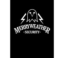 GTA V - Merryweather Security Photographic Print