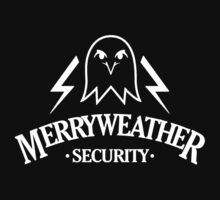 GTA V - Merryweather Security by davidtoms