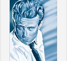 James Dean by Edward Crosby
