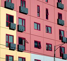 Pastel Living by Patrick Steen