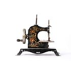 Child's Antique Sewing Machine by Jason Michaels