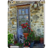 Rustic Door iPad Case/Skin
