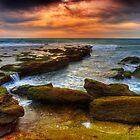 Costa de la Luz Sunset by Ozerk Kalender