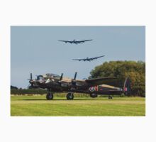 Three Lancasters at East Kirkby T-Shirt