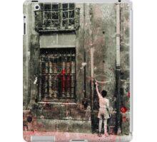 FIRST GRAFFITI iPad Case/Skin