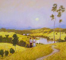 Life's Path by Cary McAulay
