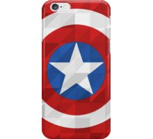 Geometric Captain iPhone Case/Skin