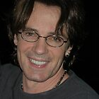 Rick Springfield Closeup by daydremr