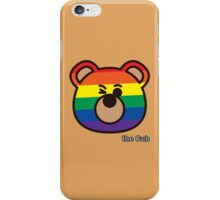 The Cub - Rainbow iPhone Case/Skin