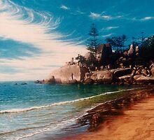Balding Bay - Magnetic Island by Cary McAulay