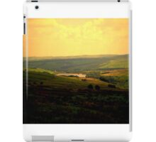 Light Country View iPad Case/Skin