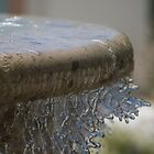 Water Fountain 1 by Leonard Flagg