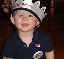 My little birthday prince by candy