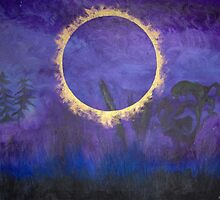 Magical Eclipse by Jonathan Kereve-Clarke (Coventry Artist)