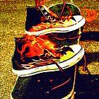 FLAMEN' SHOES by JPsShots