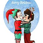 Christmas Klaine I. by Sunshunes