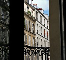 Peeking Through... by alexa