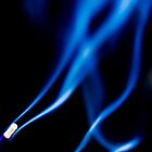 Blue Incense. by Rob Corbett