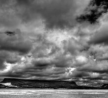Lower Rosses in Black and White by Kevin Hart