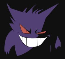 Gengar in Shadows by Hawke525