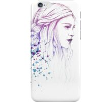 Daenerys in Colours iPhone Case/Skin