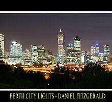 Perth City Lights by Daniel Fitzgerald