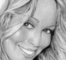 Mariah Carey Sticker