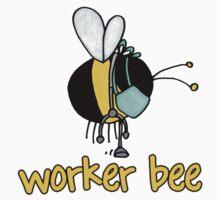 Worker Bee - nurse/medical by Corrie Kuipers