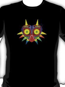 Majora's Mask Splatter (No Background) T-Shirt