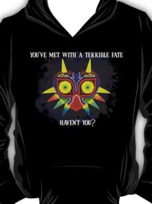 Majora's Mask Splatter (Quote) T-Shirt