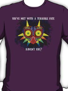 Majora's Mask Splatter (Quote) T-Shirt