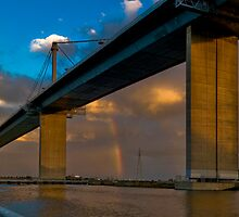 The West Gate Bridge by Marcel Lee