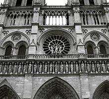 Notre Dame by alexa