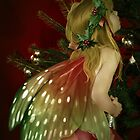 Christmas tree fairy II by Ivy Izzard