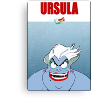 Ursula Canvas Print