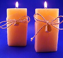 Twin Candles by rog99