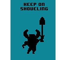 Shovel Knight  Photographic Print