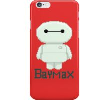 Big hero 6 baymax  chibi iPhone Case/Skin