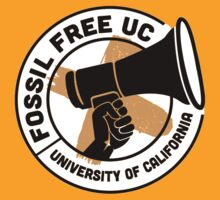 Fossil Free UC by julierfoster
