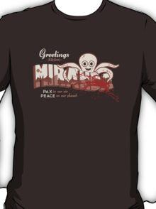 Greetings FromMiranda T-Shirt