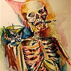 Skully on a good day by Peter Mattson