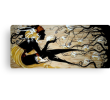 Drawing in the Spirits Canvas Print